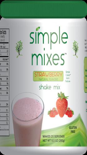 SM Strawberry Shake 3D
